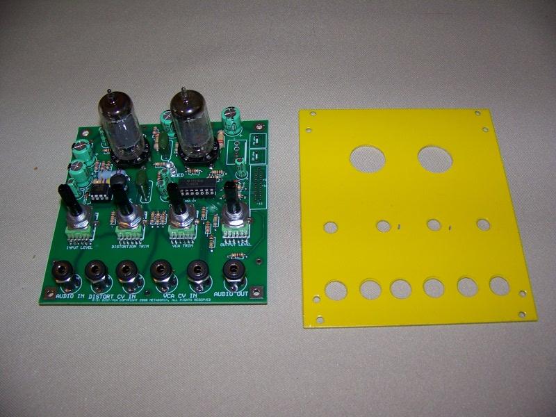 r series module prototype